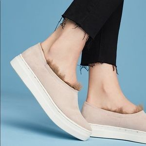 Pink Liendo By Seychelles Sierra Slip-On Sneakers